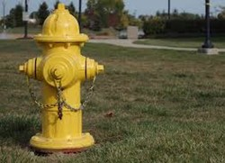 Reminding Borough Residents About Fire Hydrant Regulations