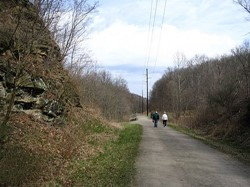 Montour Trail Named State's 2017 Trail of the Year