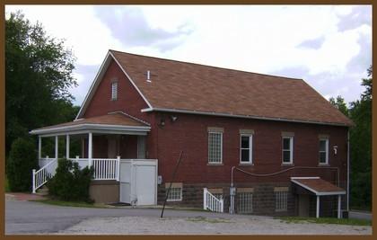 Gill Hall Community Center