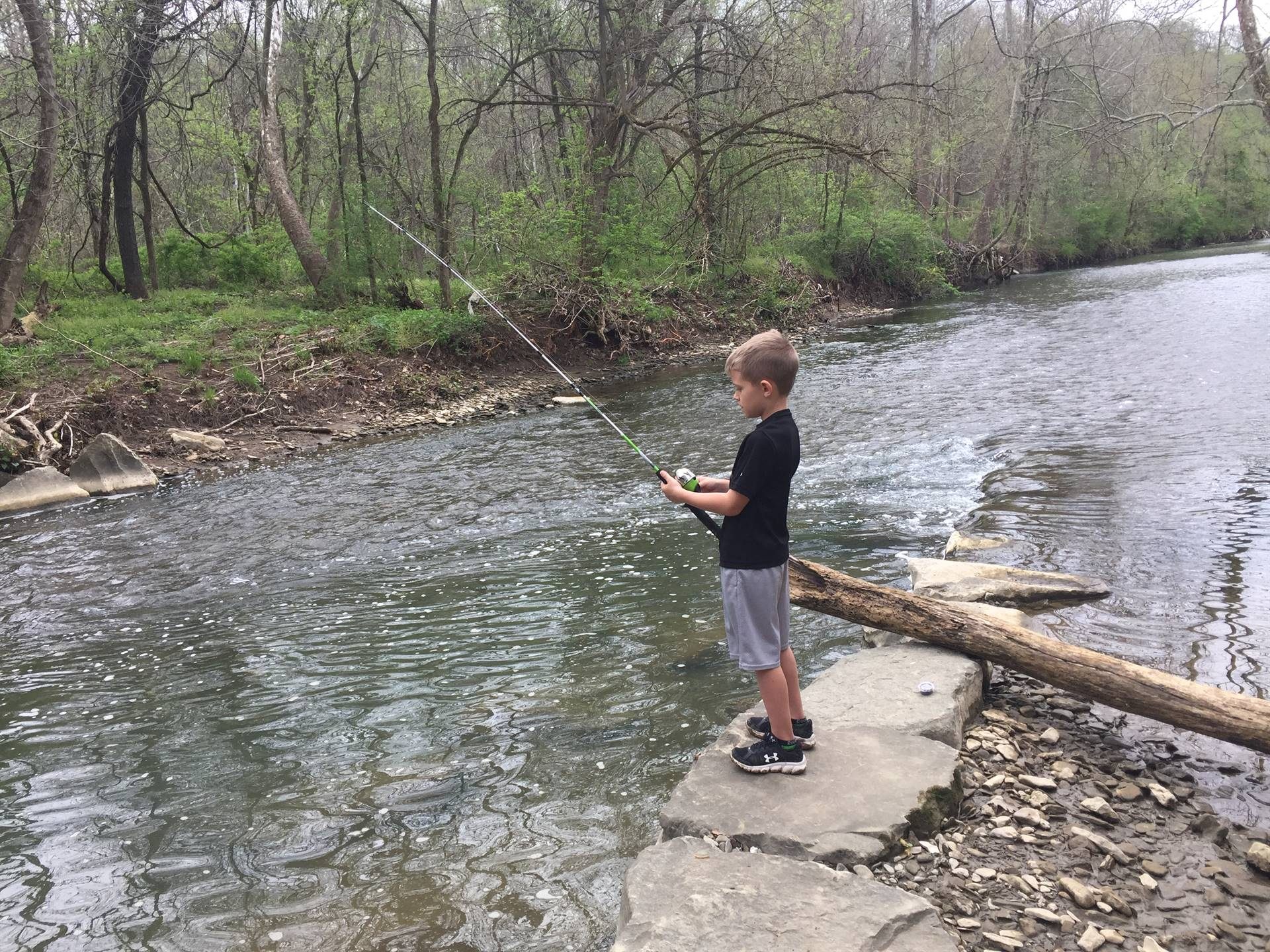 Fish for Fun Day Photo